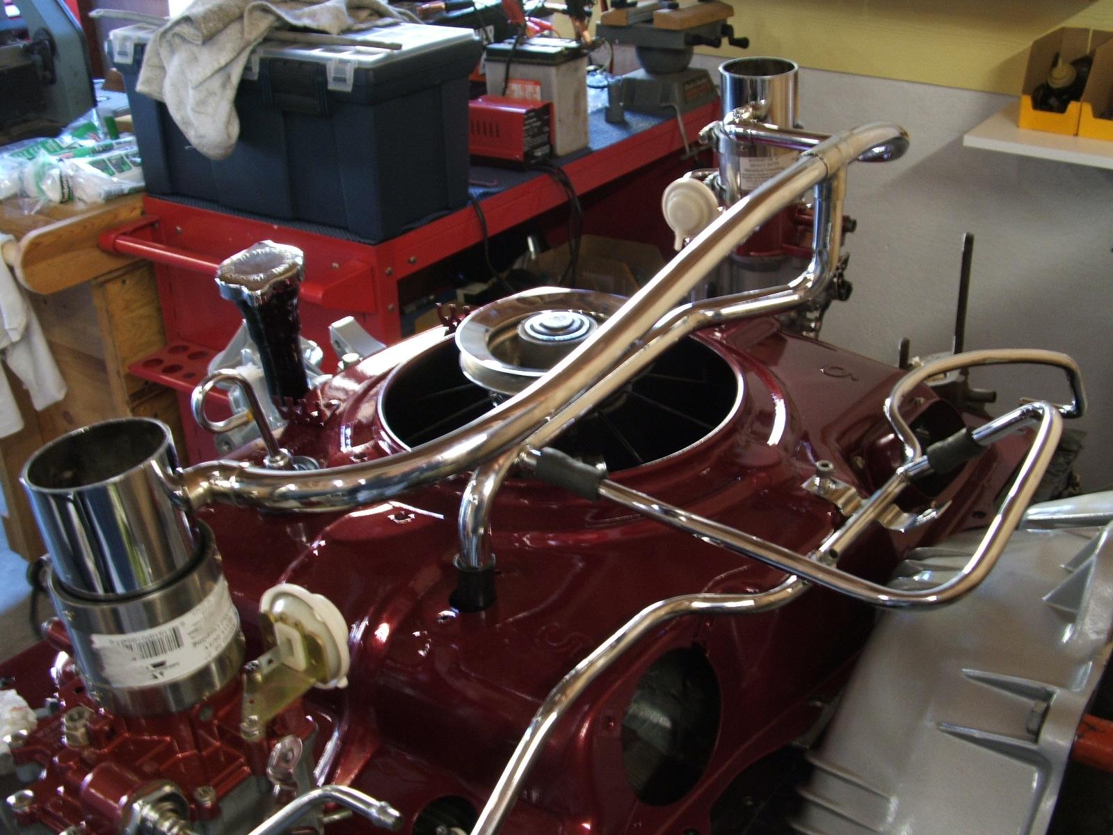 Corvair Carburetors