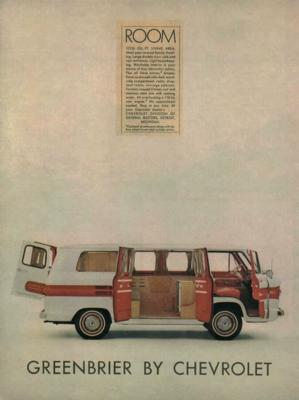 1964 Chevy ad