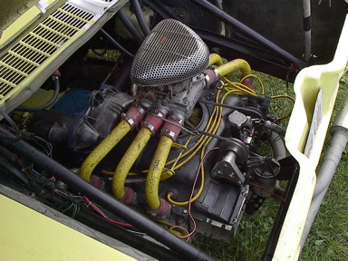 Michael Leveque Corvair Prepared Engine